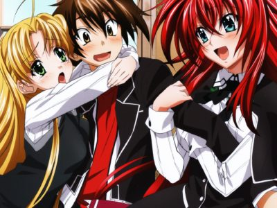 High School DxD Season 5 Release Date, Trailer, Plot Spoilers, and Light Novel Volume Sources
