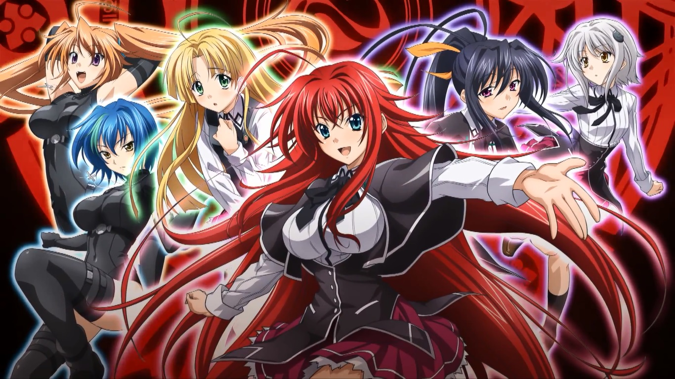High School DxD Season 5 Release Date and Trailer