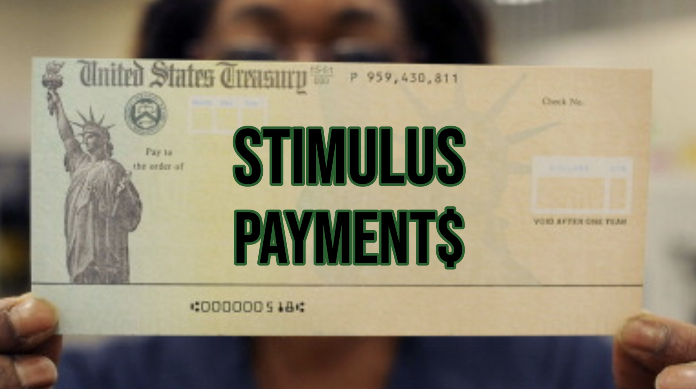 How to Get your COVID-19 Relief Stimulus Check Payment