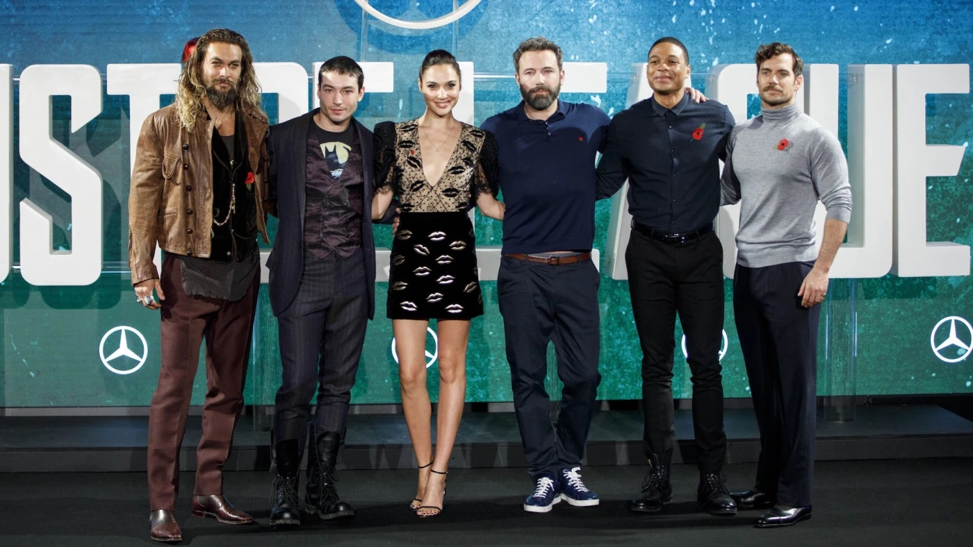 Justice League Snyder Cut New Cast Addition