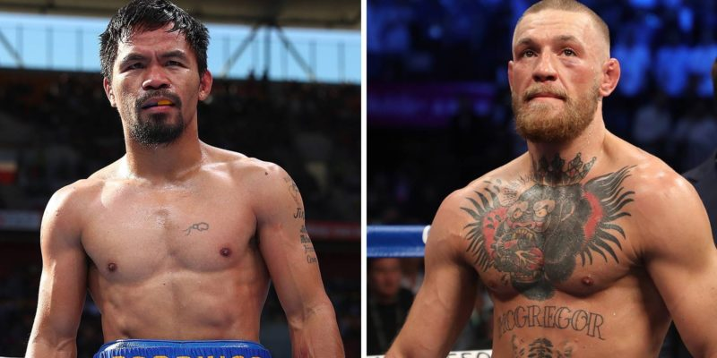 Manny Pacquiao vs Conor McGregor Fight Will Pac Man choose the Notorious over other Boxing Welterweight Stars