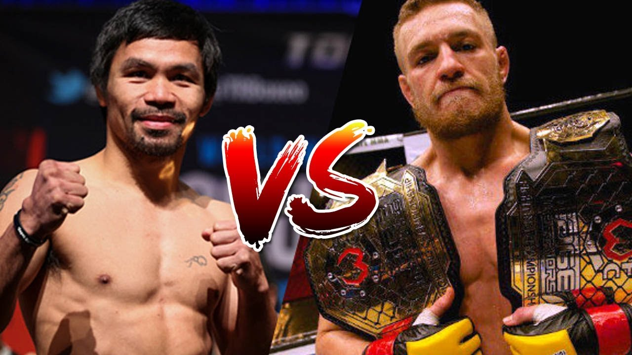 Manny Pacquiao vs Conor McGregor is Totally Possible