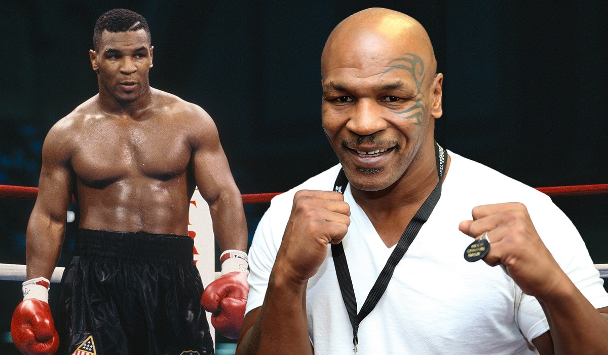 Mike Tyson is taking a huge Health Risk at this age