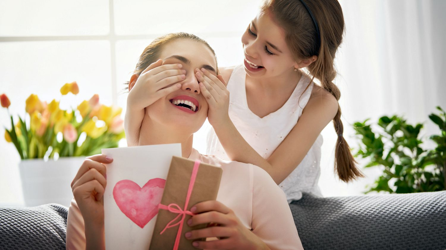 Mother's Day 2020 Ideas in COVID-19 Lockdown