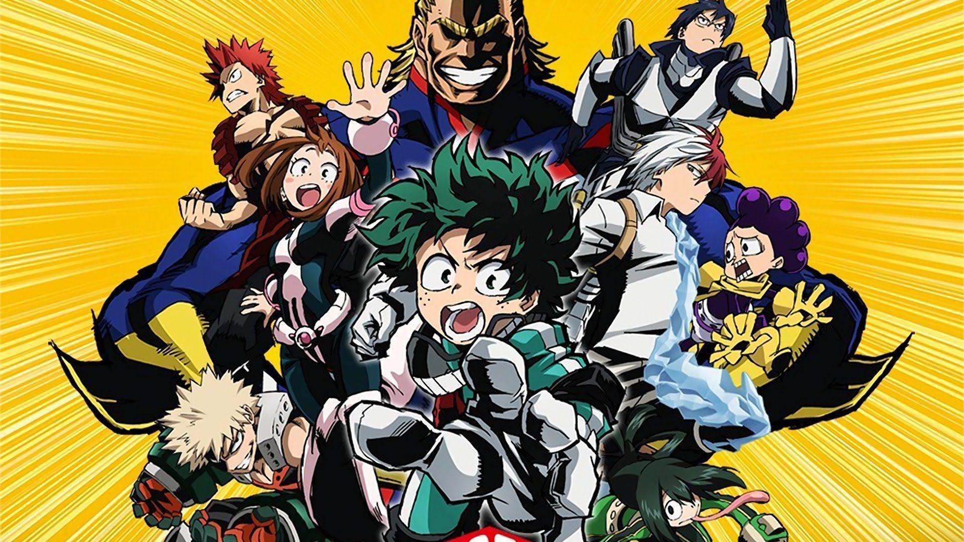 My Hero Academia Chapter 270 Release Date, Raw Scans and Read Online