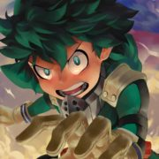 My Hero Academia Chapter 271 Review, Recap Dark Cloud helps Tokoyami to Fight Dabi and save Hawks