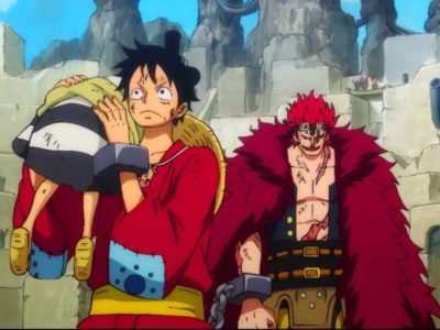 One Piece 980 Spoilers, Raw Scans Leaks Kidd saves Luffy from Apoo, Queen plots against the Flying Six