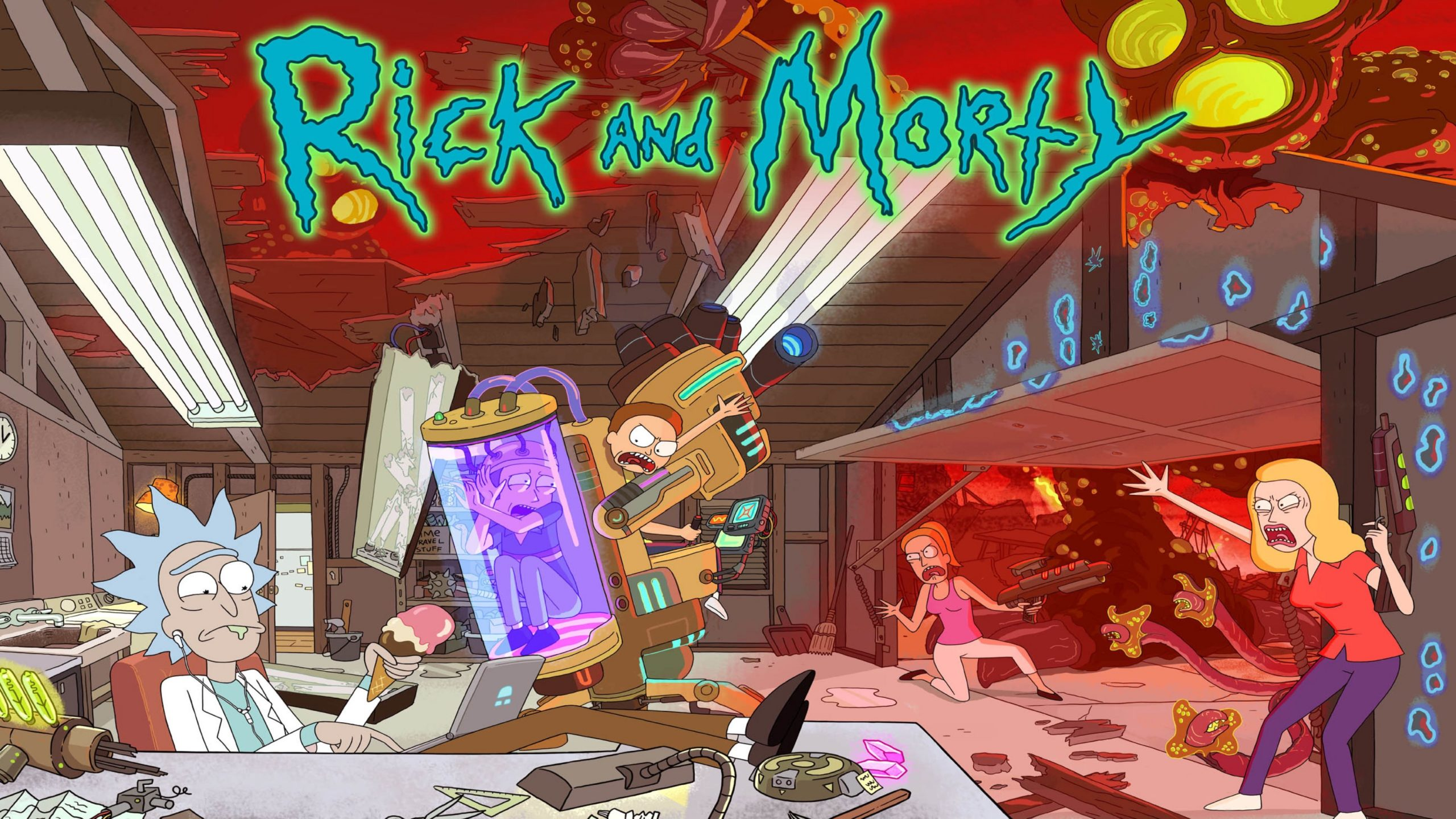 Rick and Morty Season 4 Episode 6 Twitter Reactions