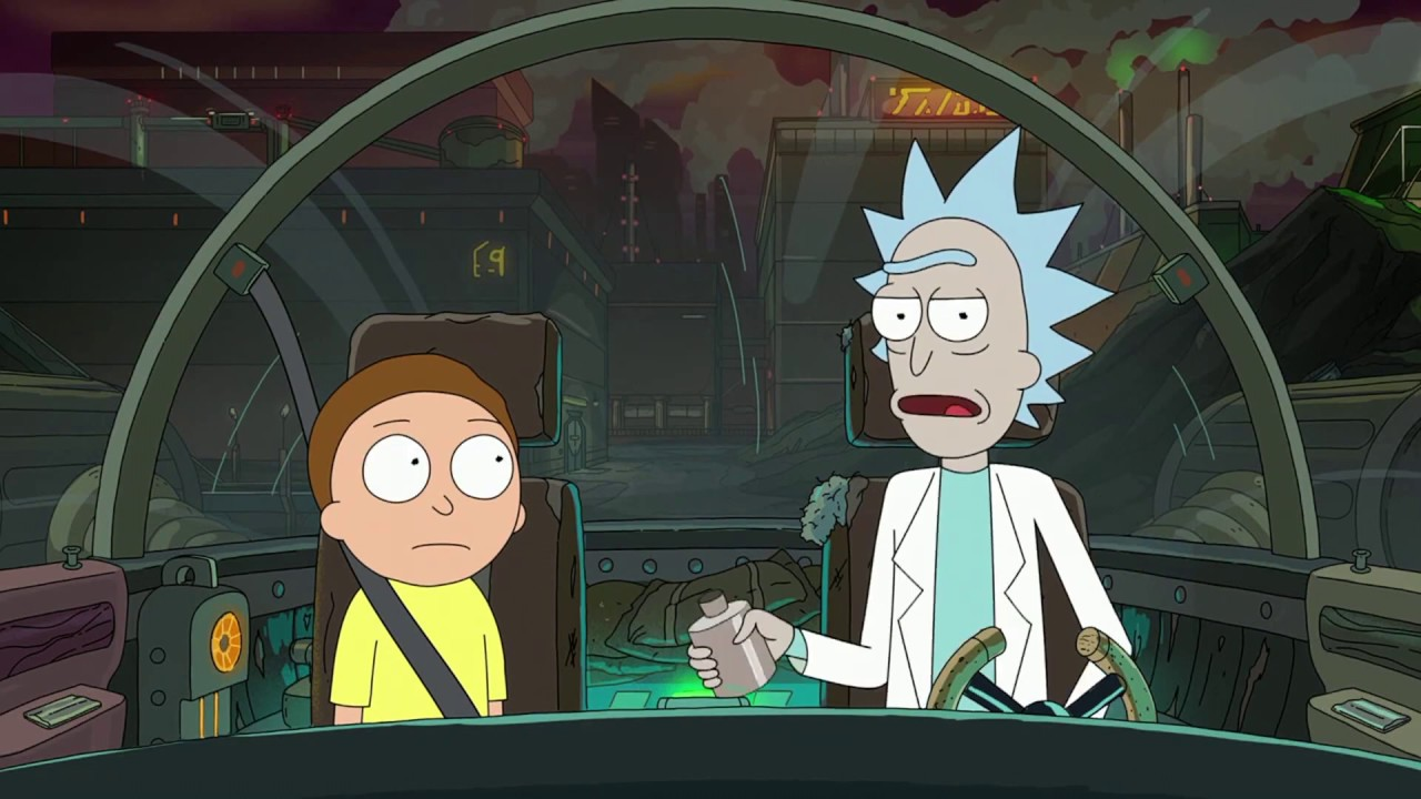 Rick and Morty Season 4 Episode 8 Release Date and Trailer