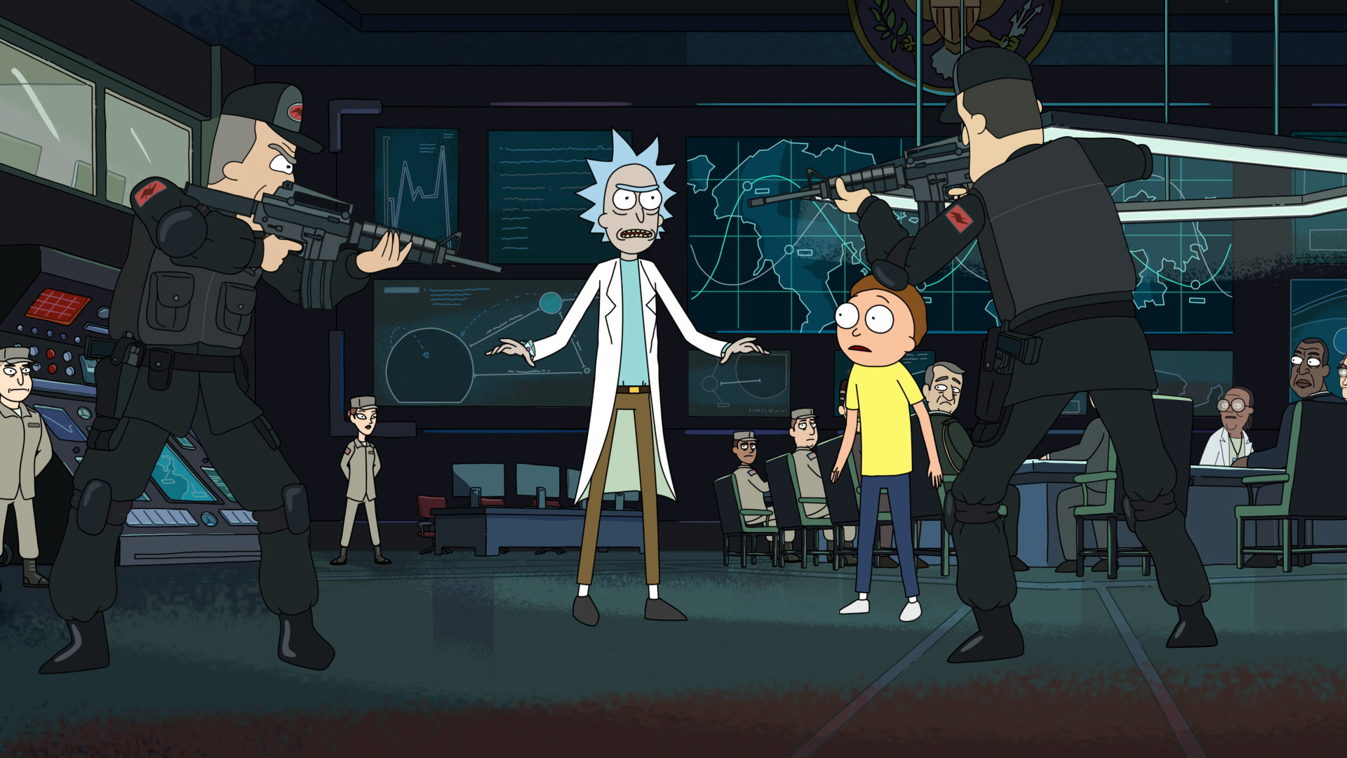 Rick and Morty Season 5 Plot Spoilers and Ideas