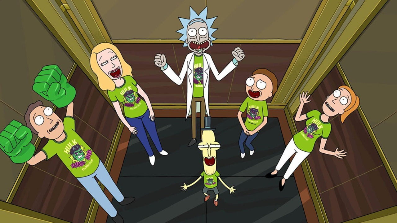 Rick and Morty Season 5 Voice Cast and Story Details