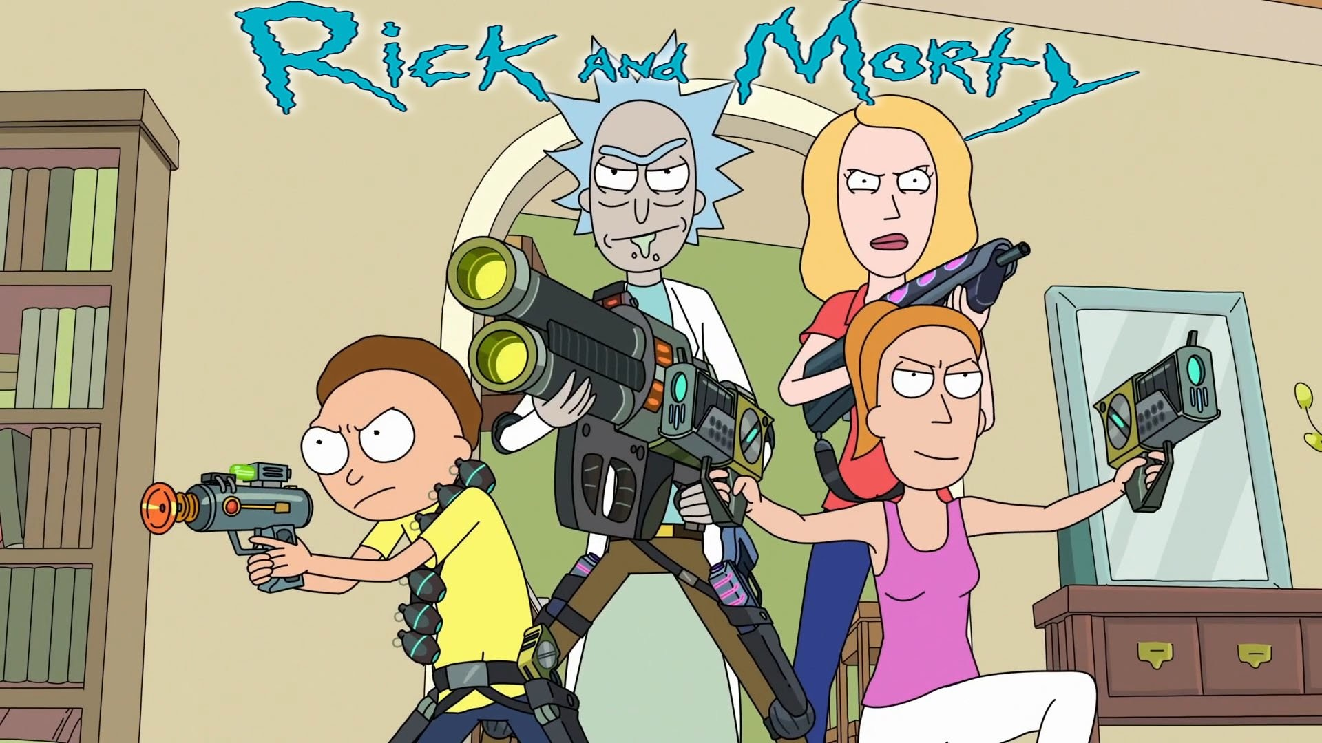 Rick and Morty Season 5 Voice Cast