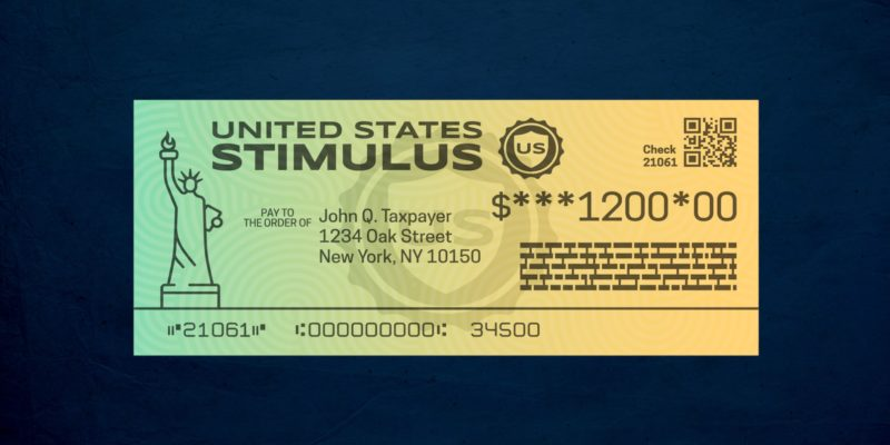 Second Stimulus Check Confirmed Another round of Payment in May as COVID-19 Relief