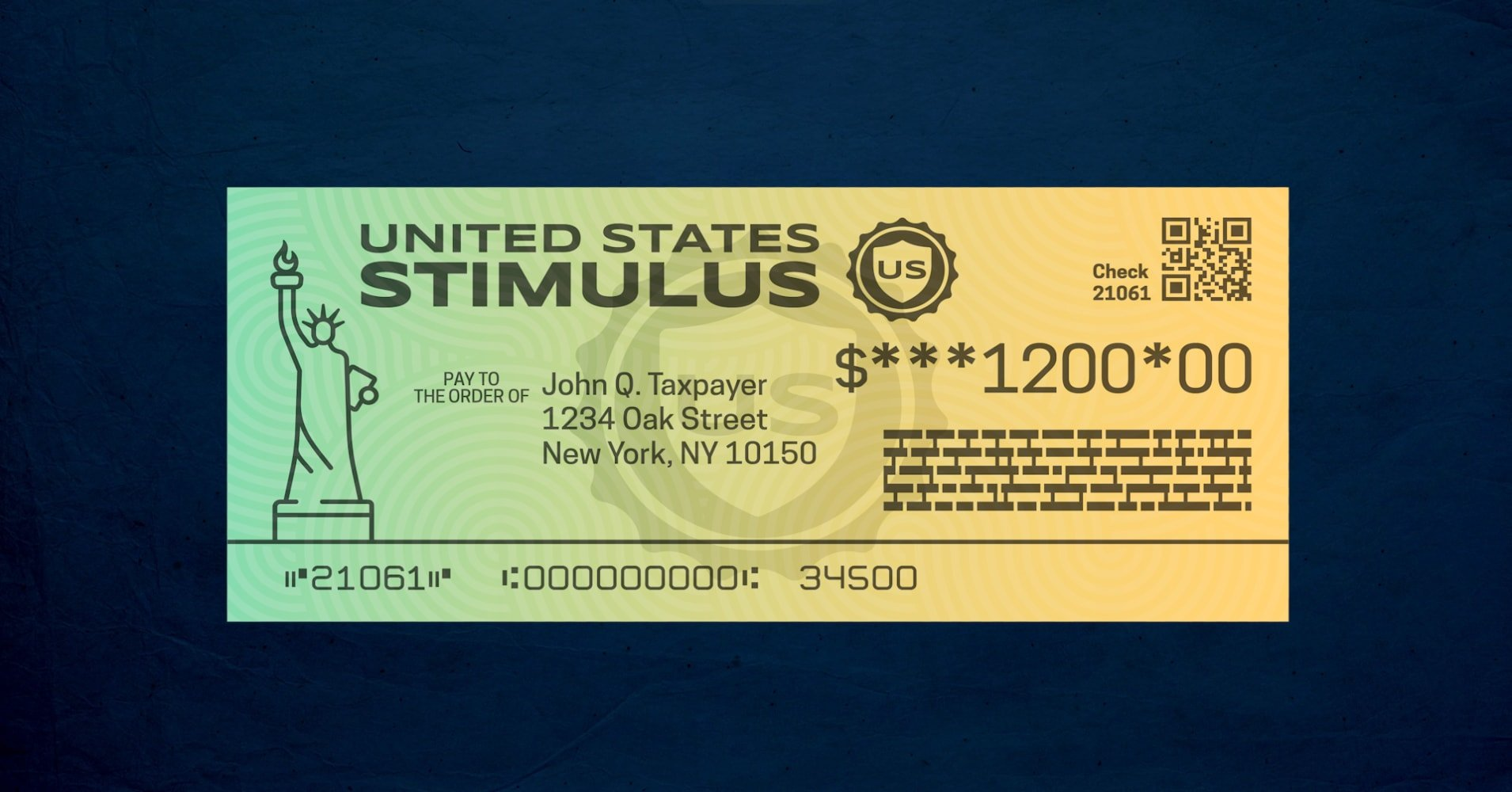 Stimulus Check Payment Things to Know