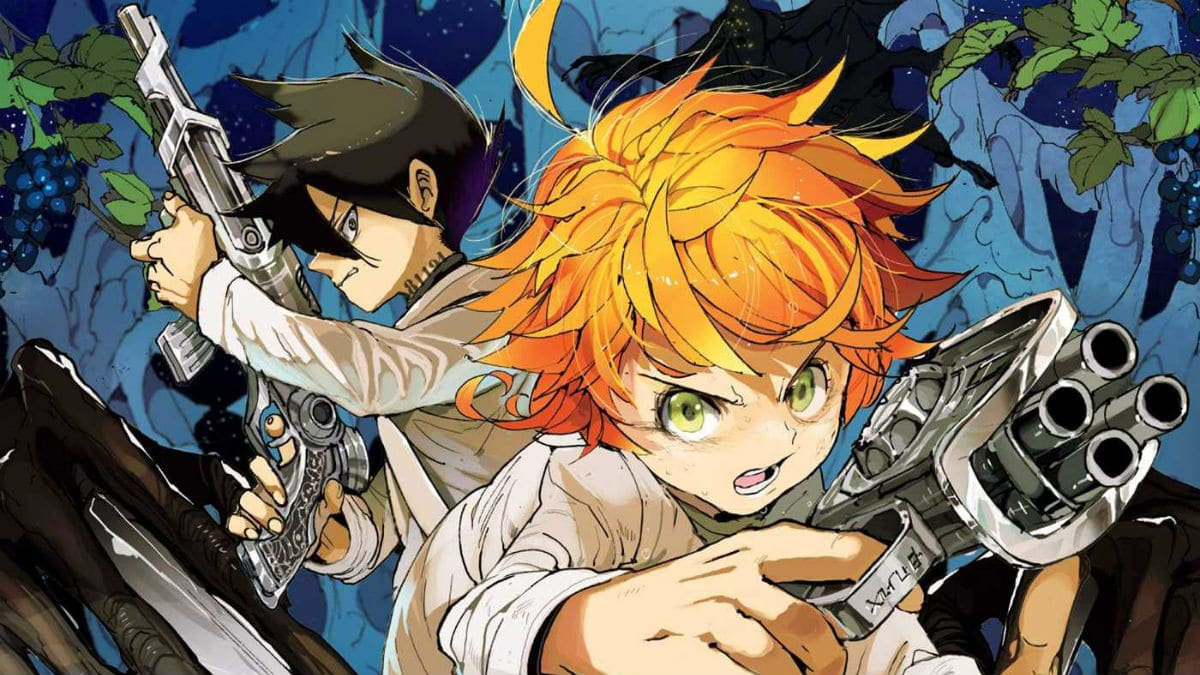 The Promised Neverland Chapter 177 Release Date, Raw Scans and Read Online
