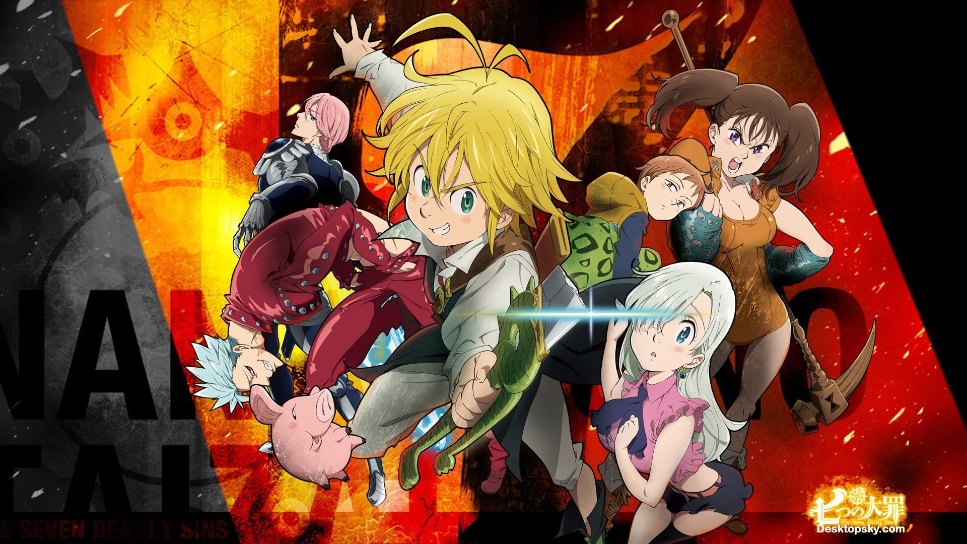 The Seven Deadly Sins Season 4 Plot Spoilers and Cast Details
