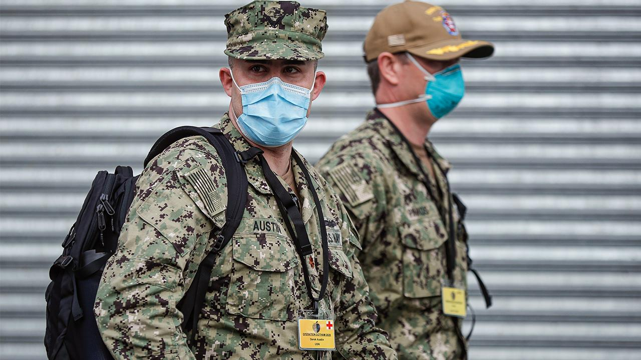 Trump says Military will be Mobilized to Distribute Coronavirus Vaccine