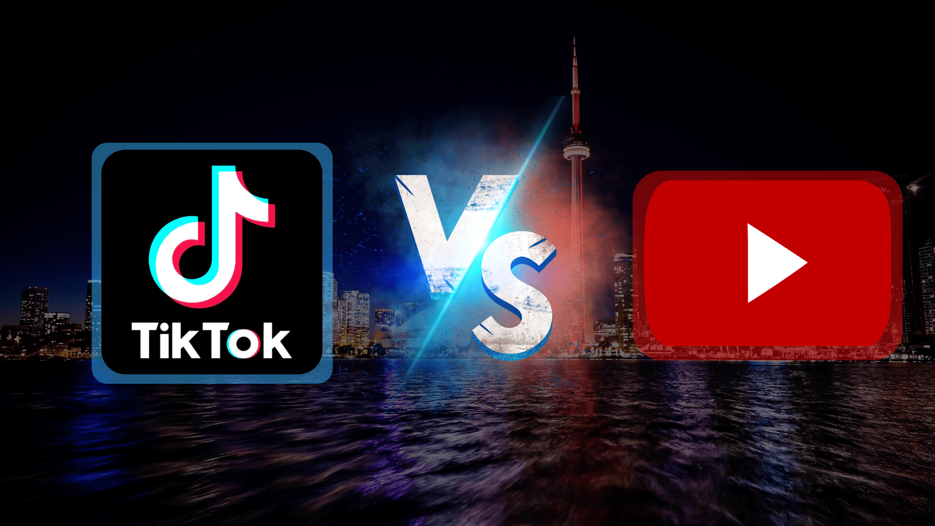 YouTube vs TikTok How it Started and Why is it Trending