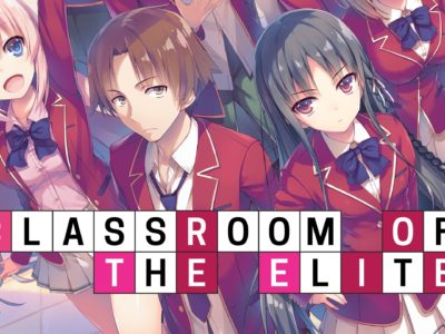 Classroom of the Elite Season 2 Netflix Release Date
