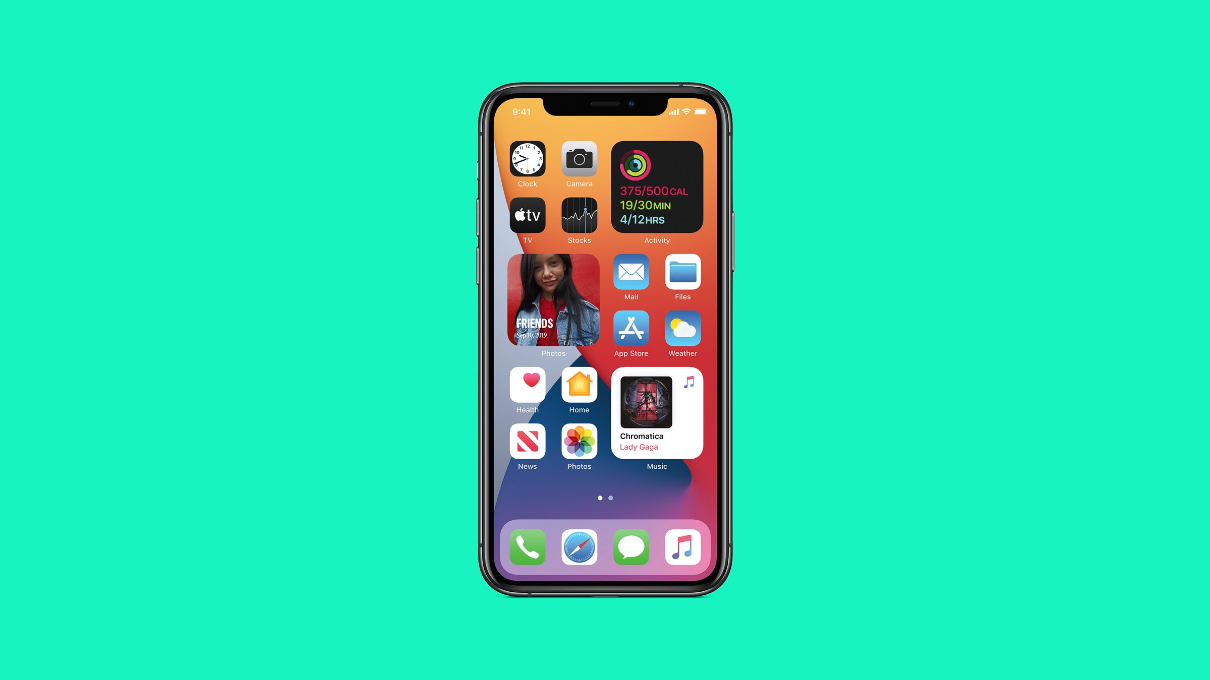 iOS 14 makes the iPhones look like Android Devices