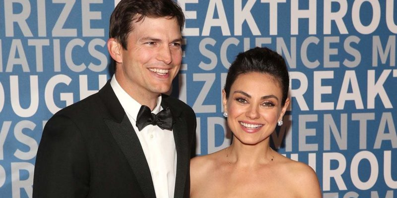 Ashton Kutcher Mila Kunis Divorce Rumors- Couple had a Break Up over the Coldwater Mansion