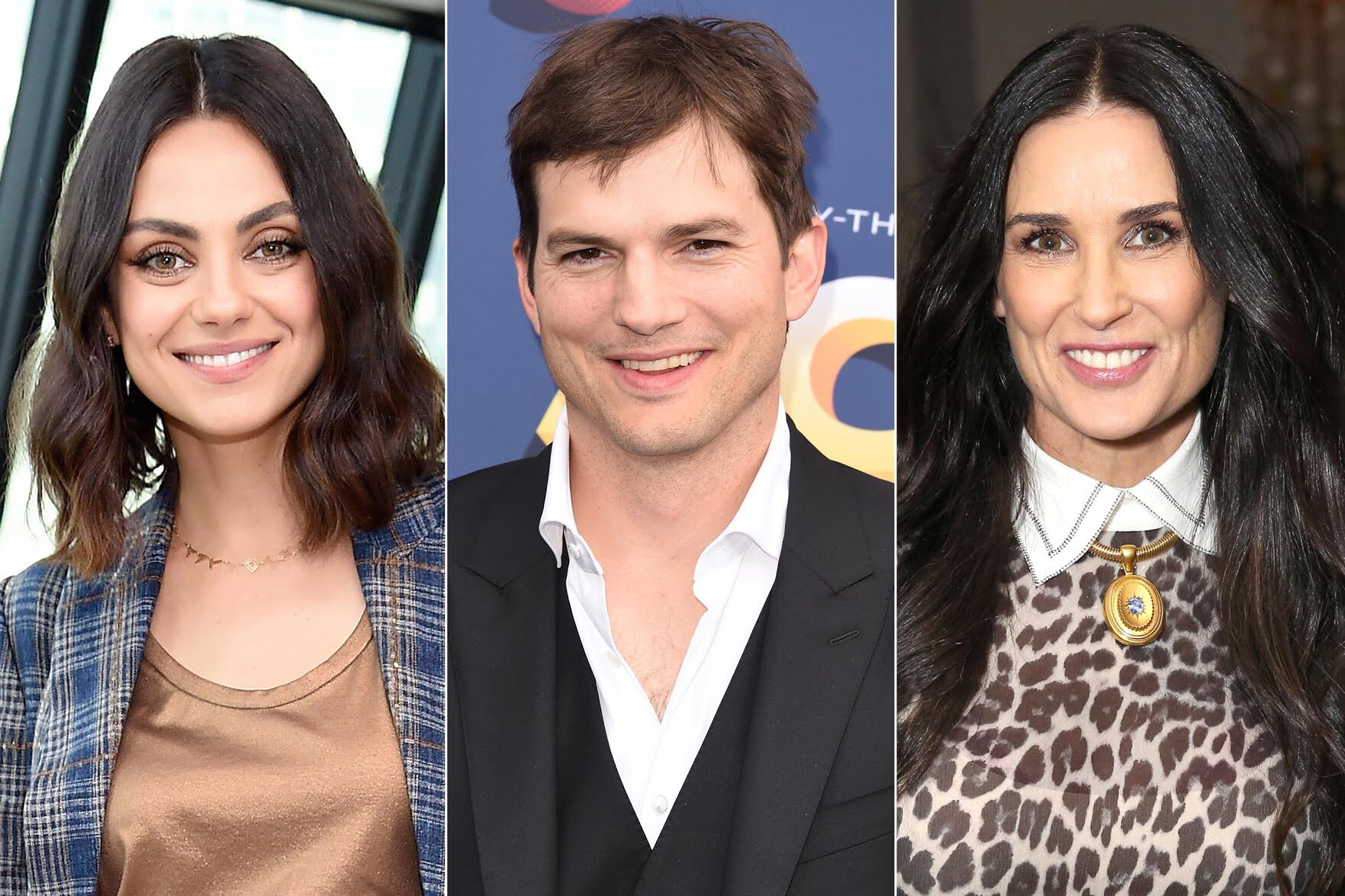 Ashton Kutcher and Mila Kunis are Fighting More and Talking Less