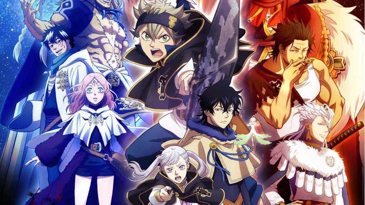 Black Clover Chapter 253 Release Date, Raw Scans and Read Online