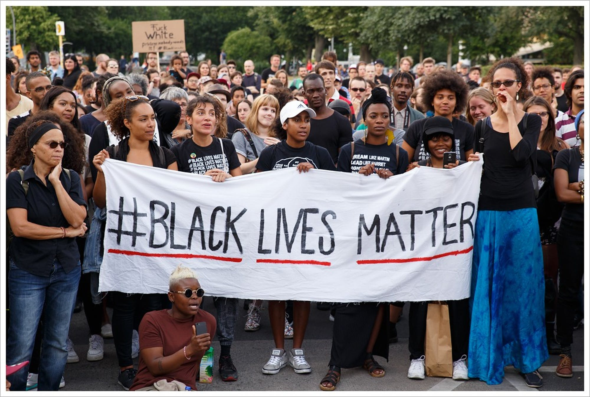 Black Lives Matters Donations and Campaign