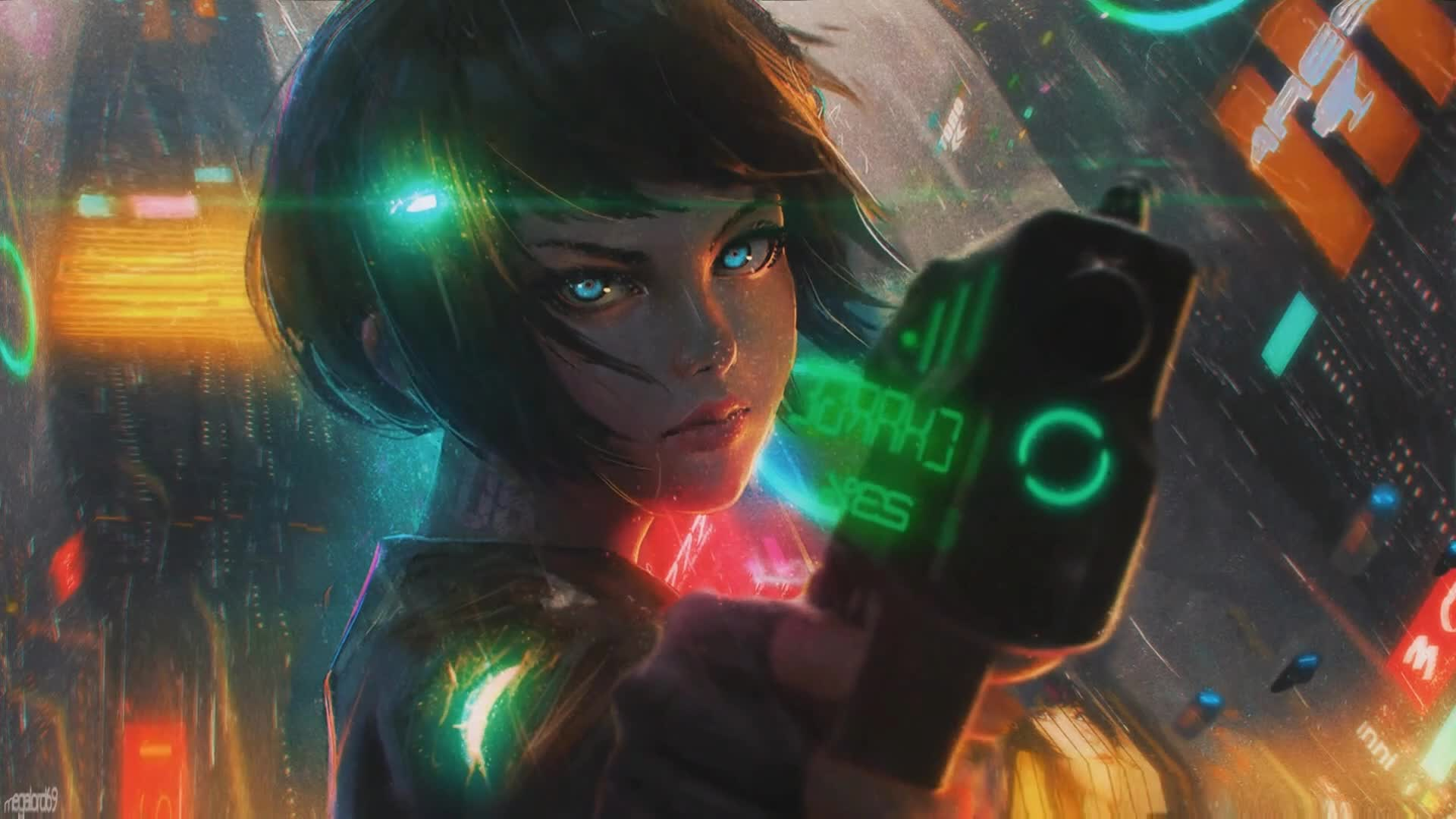 Cyberpunk 2077 Anime Story and Connection with Game