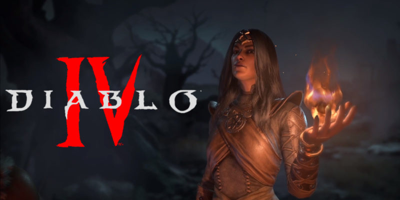 Diablo 4 Release Date, Beta Version and Multiplayer Gameplay confirmed by Game Director