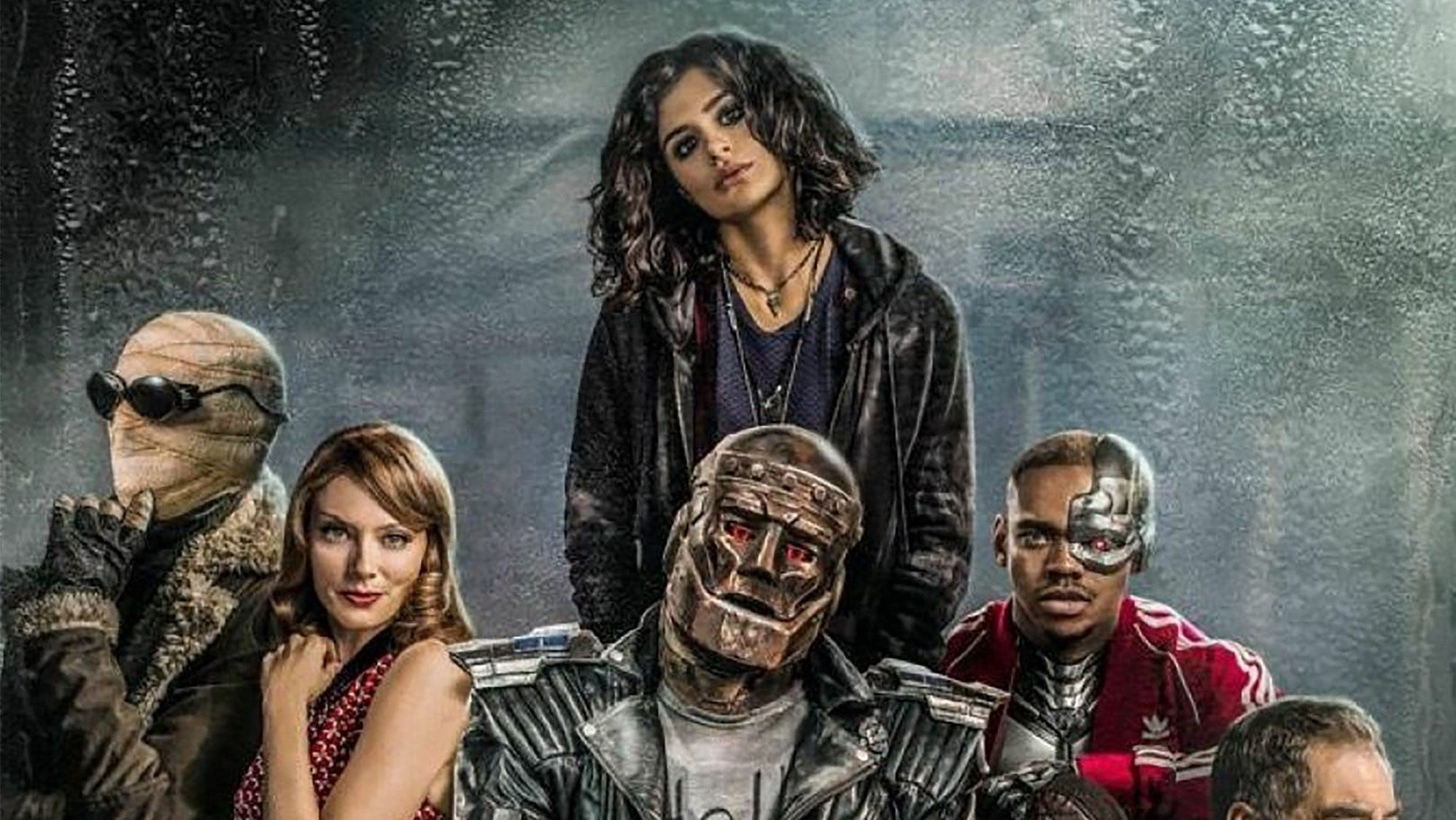 Doom Patrol Season 2 Trailer Reveals The New Villains From Comic