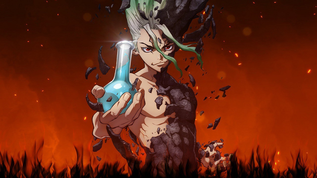 Dr. Stone Season 2 Release Date and Trailer
