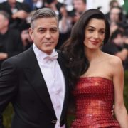 George Clooney and Amal Alamuddin 1