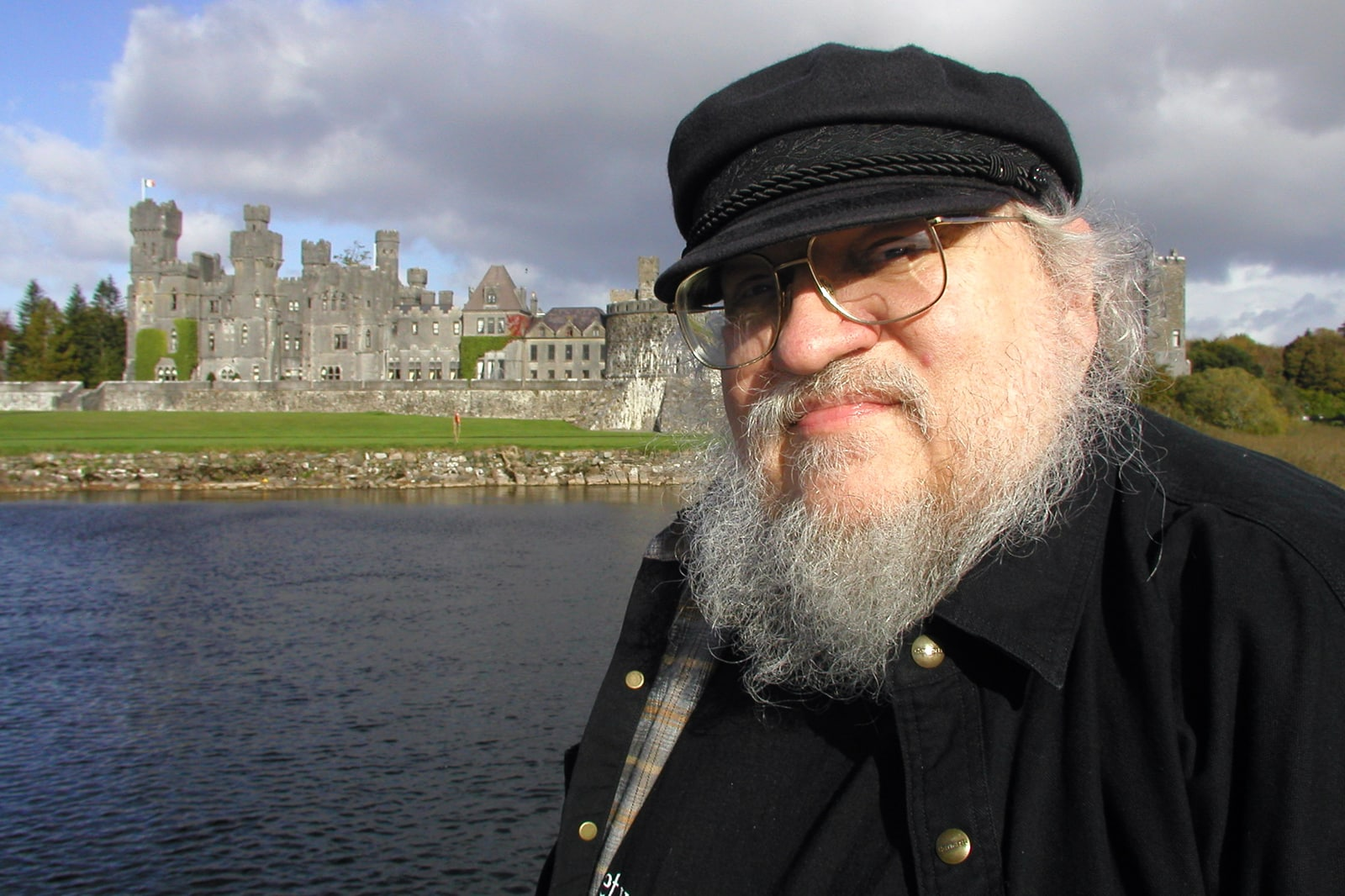 George RR Martin on The Winds of Winter Writing Progress