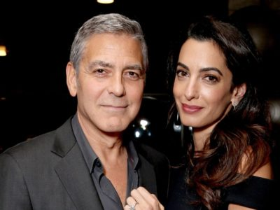 George and Amal1