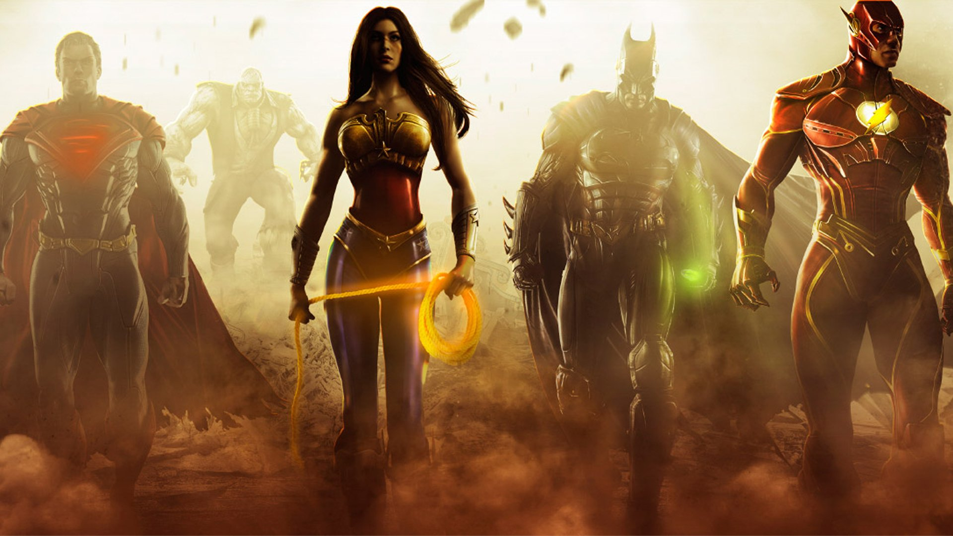 Injustice 3- Gods will Fall Release Date and Storyline