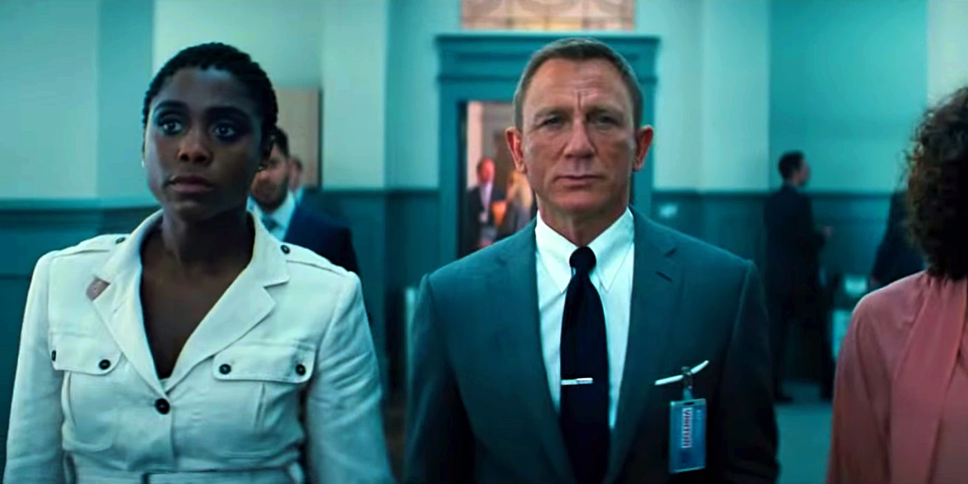 James Bond Spinoff Release Date and Trailer