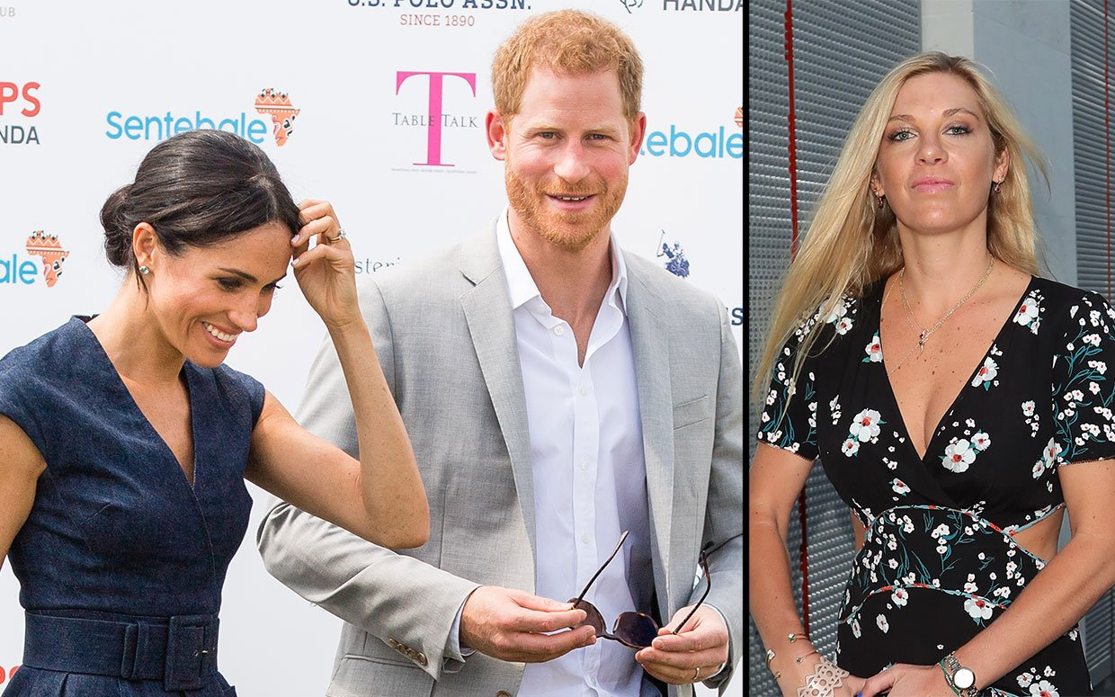 Meghan Markle and Prince Harry are still talking to their Ex-Partners
