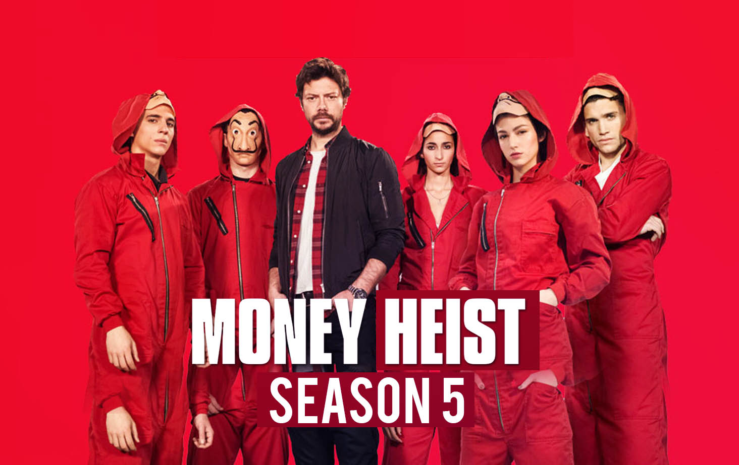 Money Heist Season 5 Release Date and Trailer