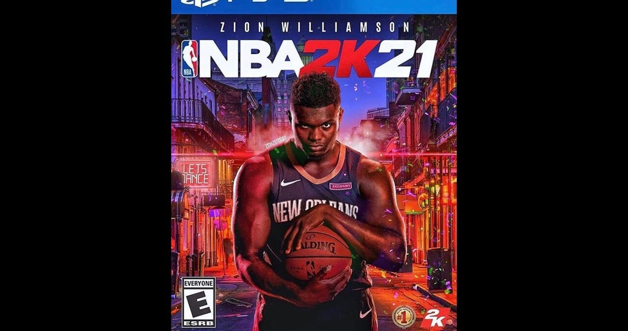 NBA 2K21 Trailer, Cover- Zion Williamson as the next Cover Athlete?
