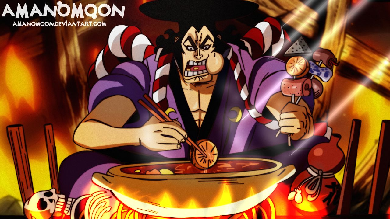 One Piece Chapter 984 Release Date, Raw Scans and Read Online