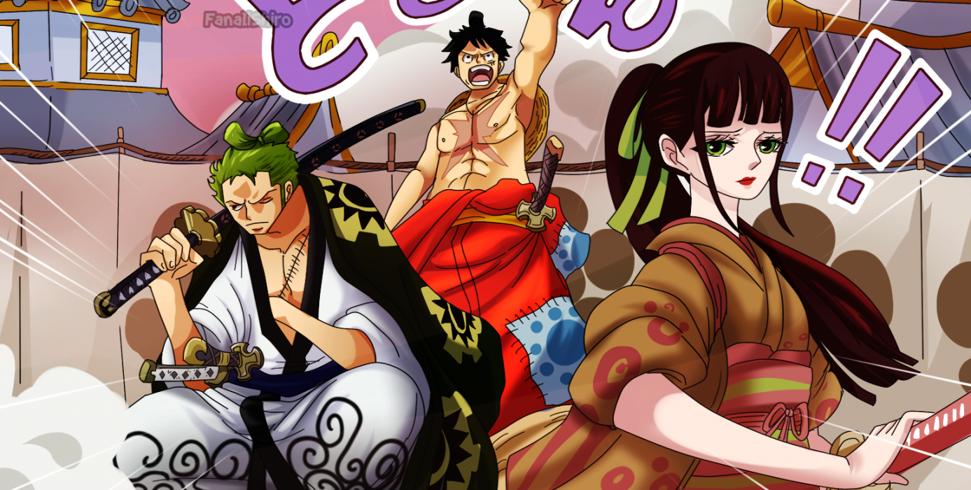 One Piece Chapter 984 Release Date Updated, Raw Scans and Read Online