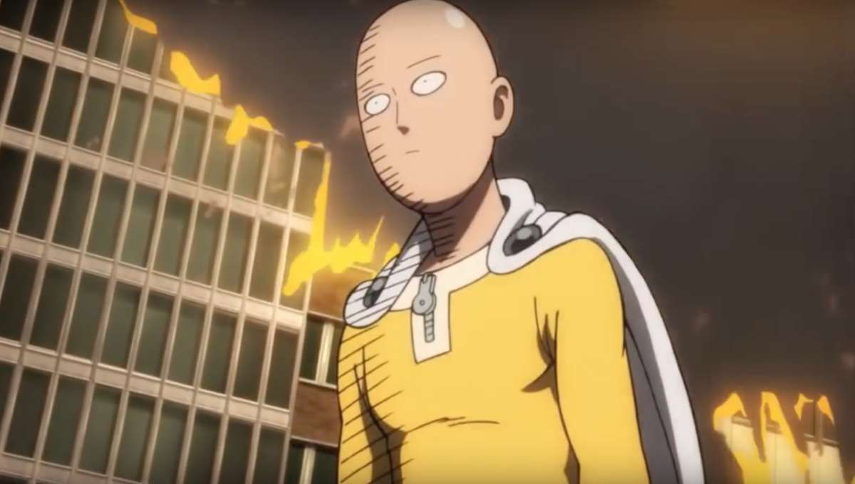 One Punch Man Chapter 132 Release Date Revealed