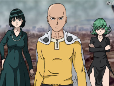 One Punch Man Chapter 132 Release Date, Spoilers, Leaks- Tatsumaki vs Phoenix Man fight Confirmed