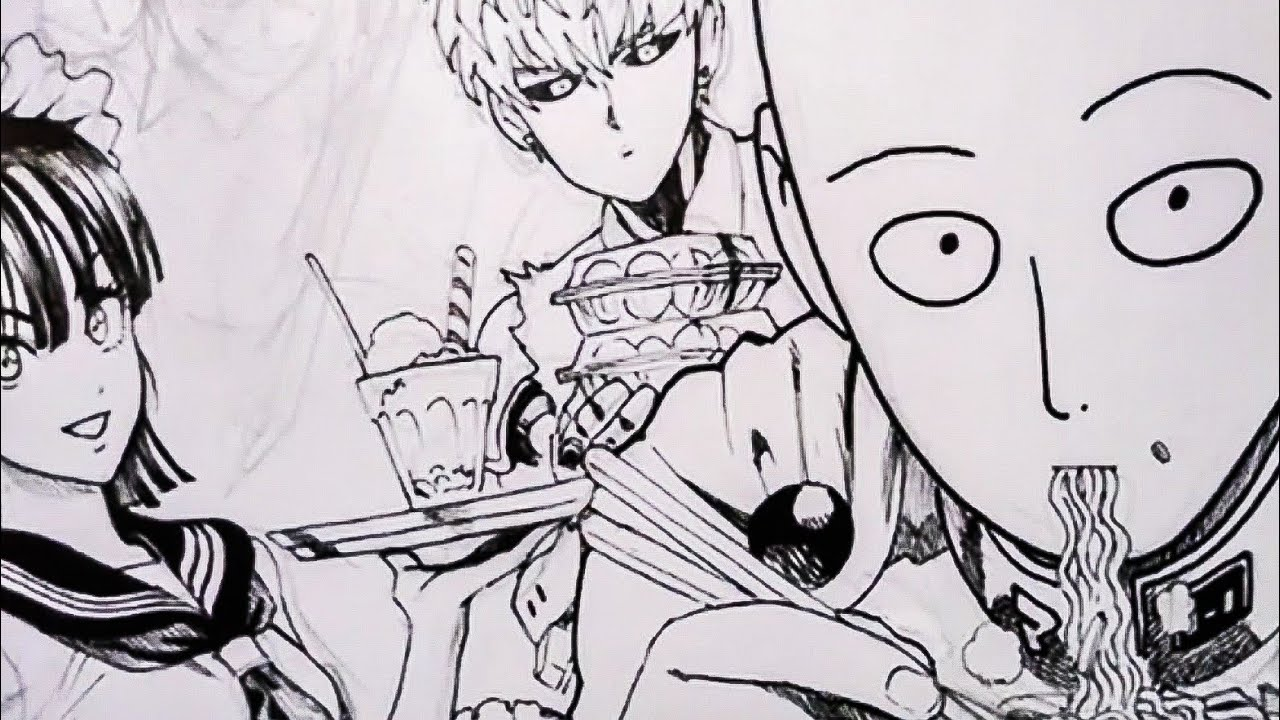 One Punch Man Chapter 132 is Currently Drawn by Yusuke Murata