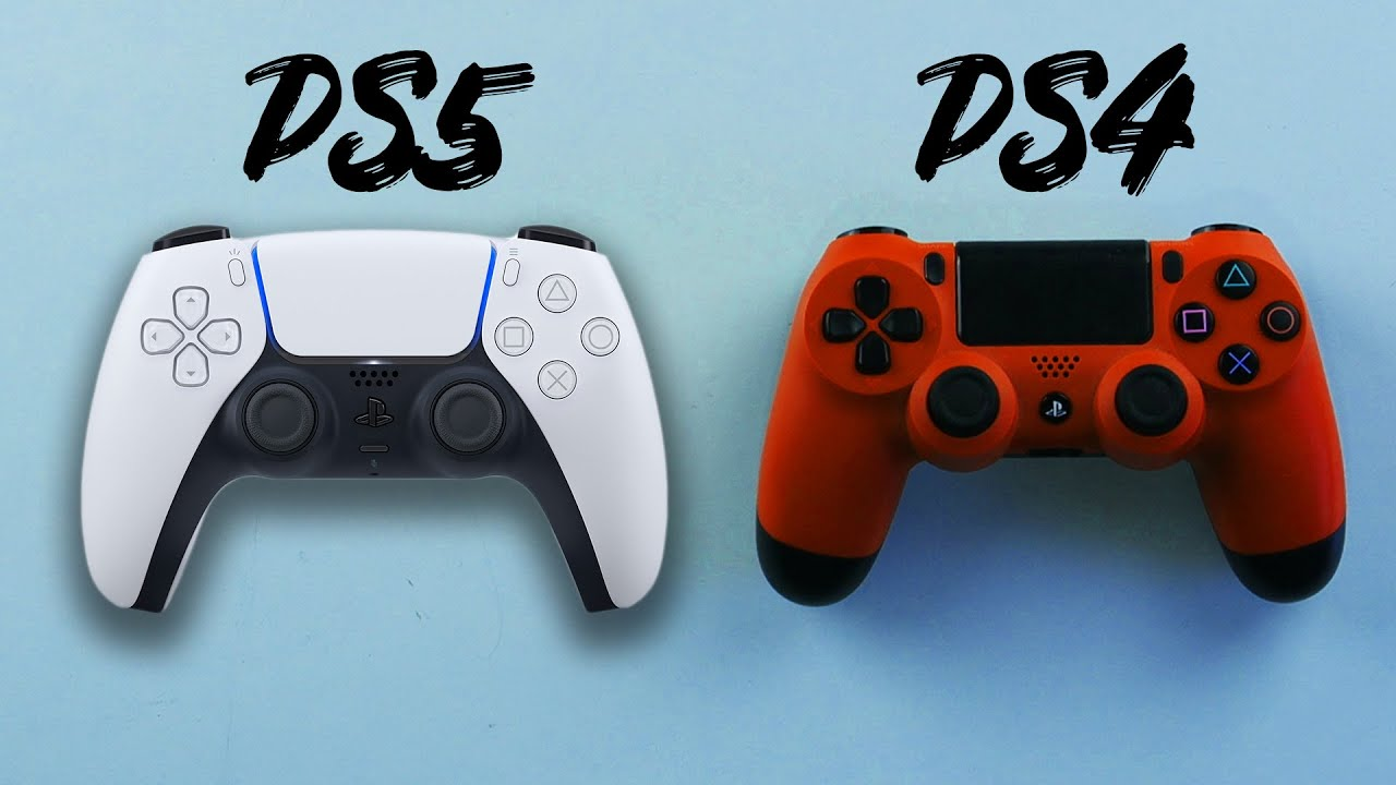 PS5 vs PS4 Difference What are the New Features