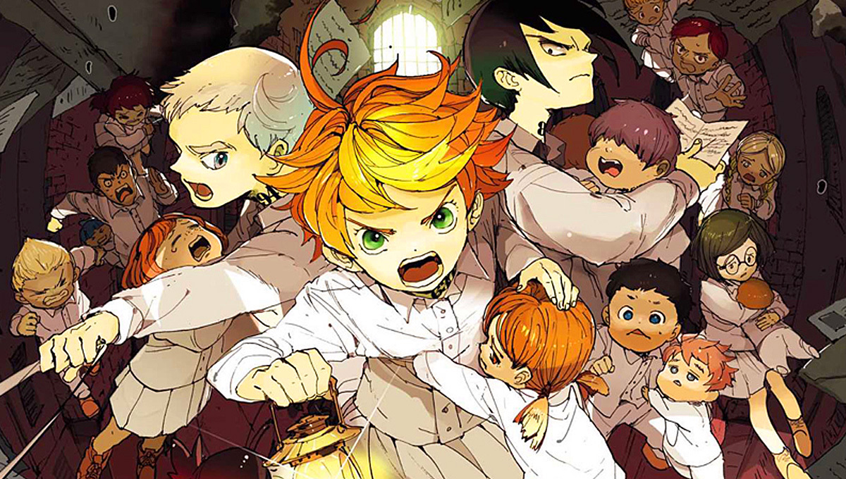 Promised Neverland1