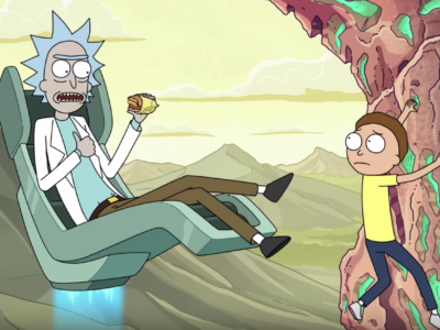 Rick and MortyA