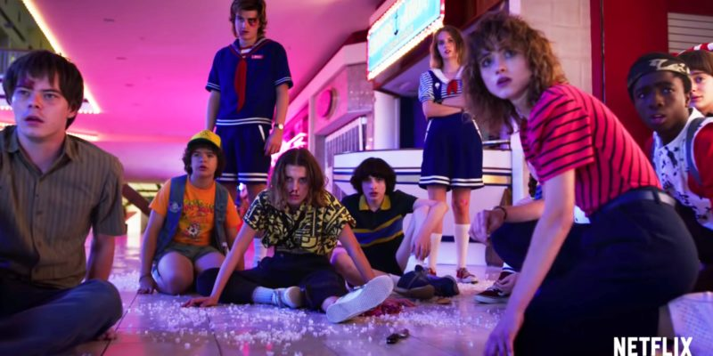 Stranger Things Season 4 Script Change possible due to Growing Age of Cast Members in Lockdown