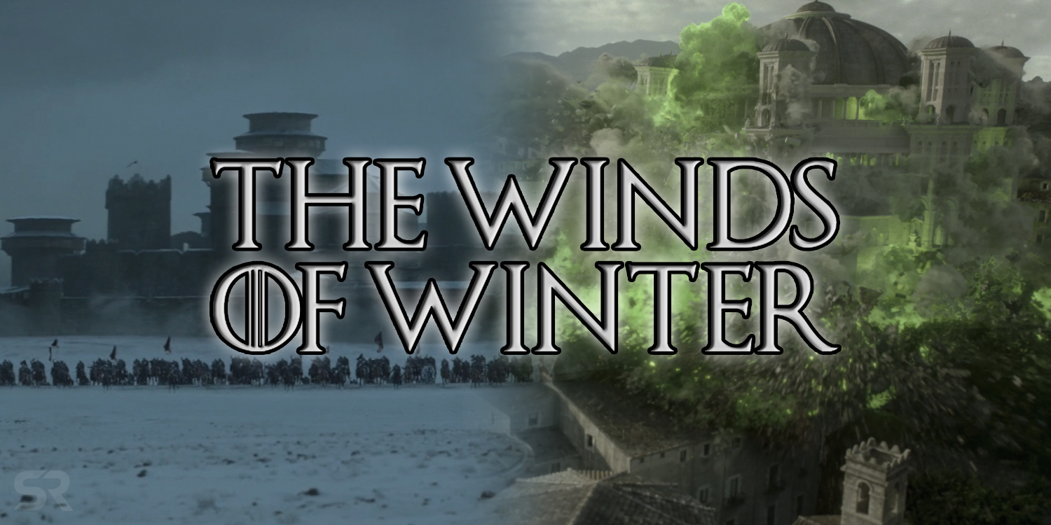 The Winds of Winter Release Date and Publication
